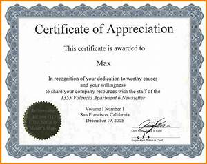 Certificate Of Accomplishment Certificate Of Appreciation Wording Task List Templates