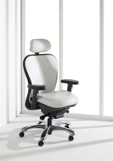nightingale cxo l6200d comfortable leather office chair