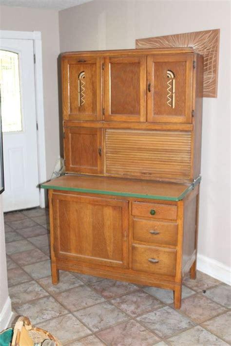 hoosier cabinet art deco  art  pinterest