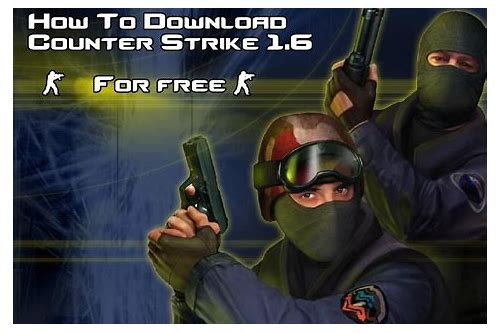 download counter strike 1.6 kat