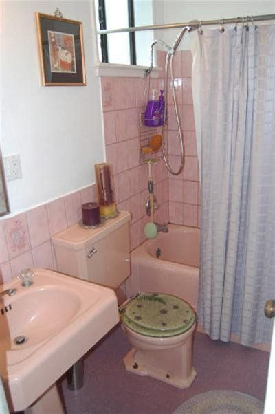 17 best images about pink bathroom on vintage