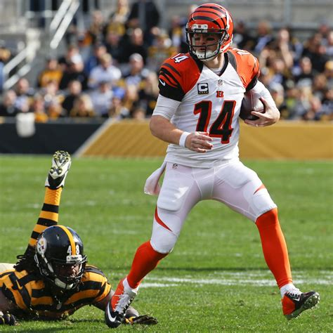 Bengals Vs Steelers Score And Twitter Reaction From 2015