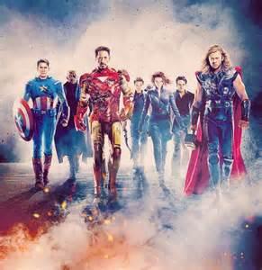 Marvel Avengers Tumblr