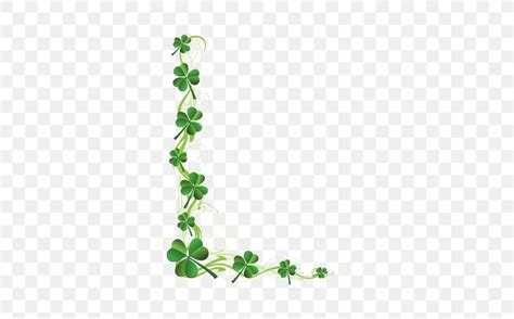 leaf clover clipart boarder   cliparts