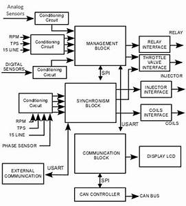 Wiring Diagram Of Ecu