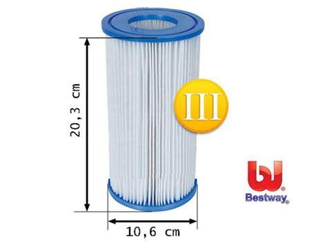 Bestway Filter Cartridge Iii Pool Filter Pumps