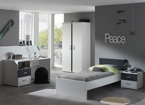 chambre d h es belgique chambre junior gris blanc joaquim zd6 jpg