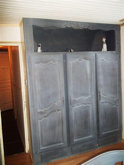 armoire murale chambre chambre lit pont et armoire murale
