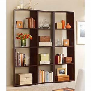20 neat bookshelf decorating ideas for modern interior for Interior design bookshelf arrangement