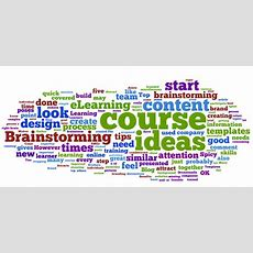 Wordle  Create Word Clouds  Elearning Brothers