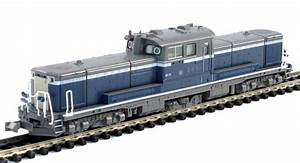 DD51 Diesel Locomotive Late for Cold Regions JR Freight A ...