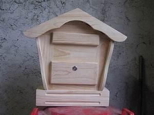 Briefkasten Aus Holz : briefkasten aus holz holzpostkasten 2 verschiedene modelle handarbeit neu 45 kaufen ~ Udekor.club Haus und Dekorationen