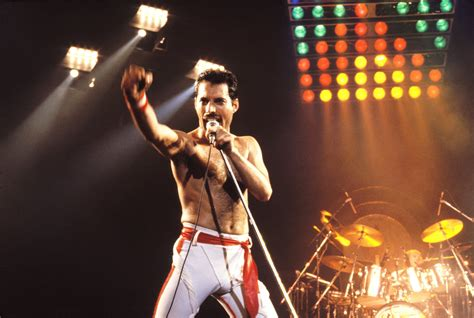 Freddie Mercury by How Did Freddie Mercury Die Popsugar Australia