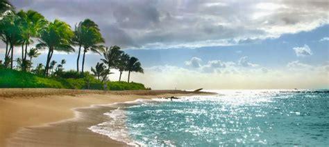 pantai indah  memiliki pemandangan terbaik  dunia