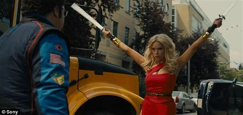 Ashley Benson Goes All Lady Lisa For Pixels Screening At