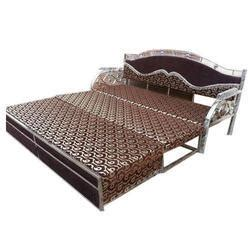 Steel Sofa Bed Price by Metal Sofa Bed At Best Price In India