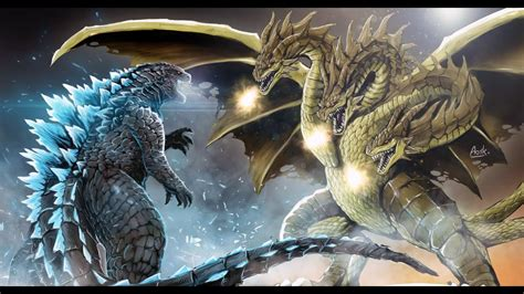 Ilojisi bo'lsa godzilla va king kong kinosini kanalga video formatida joylaselar juda zo'r bo'lardi iltimos. Godzilla PS4 Gameplay - King Ghidorah MEGA BATTLE 100x ...