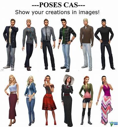 Poses Cas Sims Faces Luniversims Universims Google