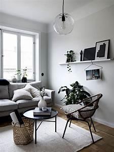 36, Beautiful, Grey, Scandinavian, Living, Rooms, Ideas