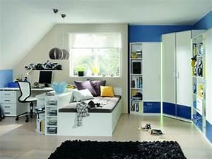 Vorhänge Jugendzimmer Jungen : 25 neue ideen f r jugendzimmergestaltung ~ Michelbontemps.com Haus und Dekorationen