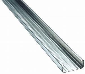 Plaque Ba13 Brico Depot : fourrure profil en acier type c17 45 17 l 3 m x p 45 ~ Dailycaller-alerts.com Idées de Décoration