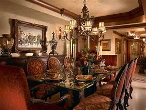 Luxury Classic Dining Table Set Idea - 4 Home Ideas