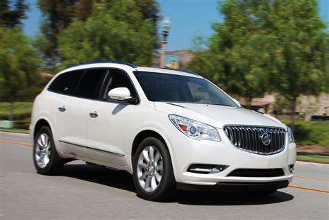 2017 Buick Enclave Reviews And Specs  2018  2019 Cars