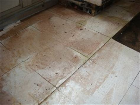 water damage to tile flooring how it can be averted