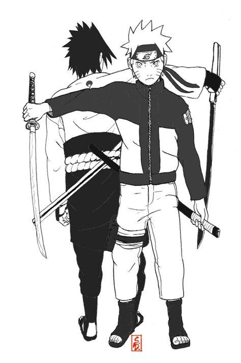 naruto and sasuke by sharingandevil on DeviantArt