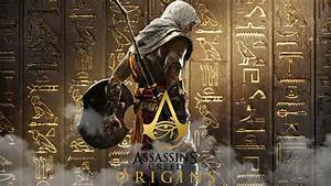 Assassin's Creed: Origins [Video Game] | Wallpaper HD