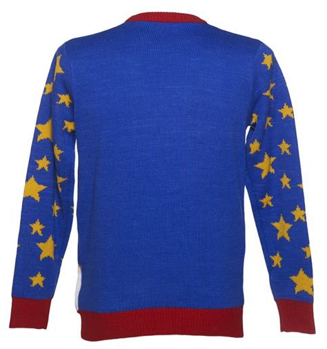 unisex light up jumper