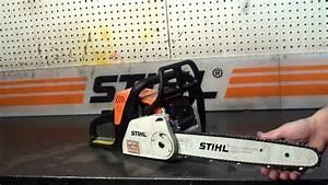 Stihl Ms 180 Test : the chainsaw guy shop talk stihl ms 180 chainsaw 8 29 youtube ~ A.2002-acura-tl-radio.info Haus und Dekorationen
