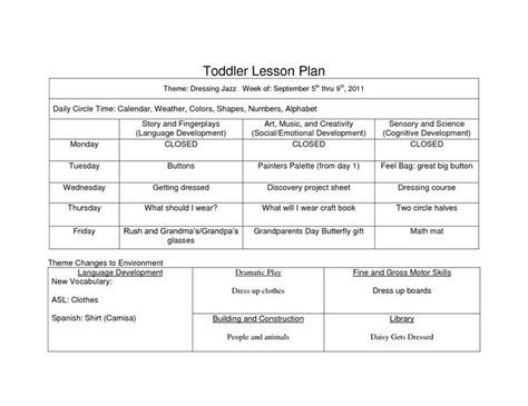 preschool curriculum themes sample  creative