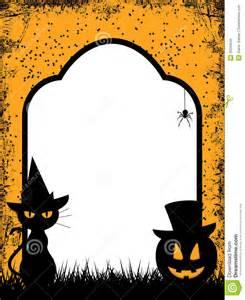 Free Halloween Borders Clip Art