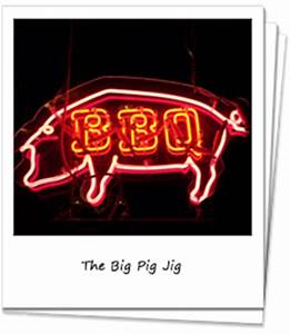 Get a Taste of Barbeque at the Annual Big Pig Jig Cookoff