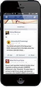 facebook v55 for ios released features new and improved With facebook for ios updated to version 5 5 includes free calling