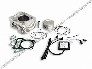Kit 190cc Malossi  U00d870mm  Cylinder    Piston  Piaggio