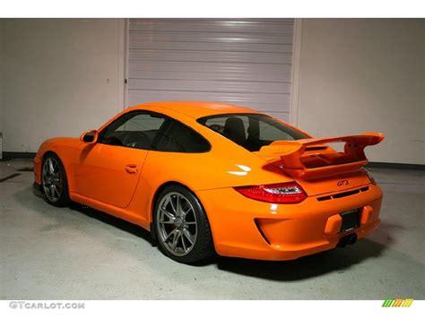 orange porsche 911 gt3 2010 orange porsche 911 gt3 41533846 photo 2 gtcarlot