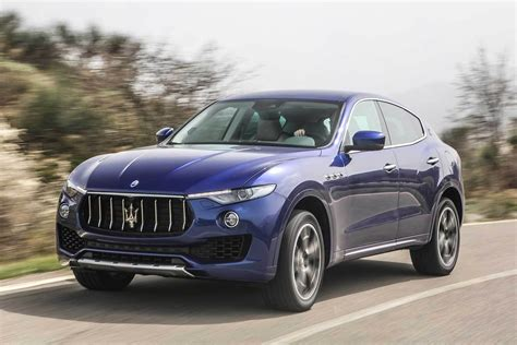 maserati levante 2016 maserati levante review can maserati really make an