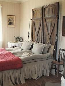 Fabriquer Une Tête De Lit : plusieurs id es pour faire une t te de lit soi m me ~ Dode.kayakingforconservation.com Idées de Décoration