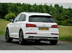 Audi SQ5 ride & handling Autocar