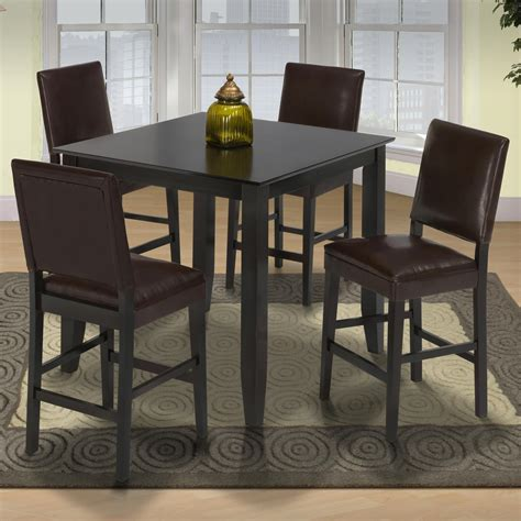 new classic style 19 small pub table and upholstered