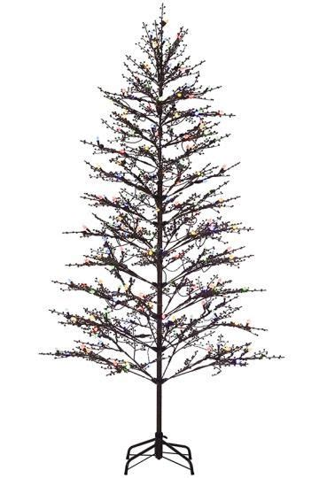 brown winterberry indooroutdoor tree outdoor christmas