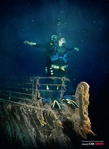 Original Real Titanic Underwater Photos | Real Titanic ...