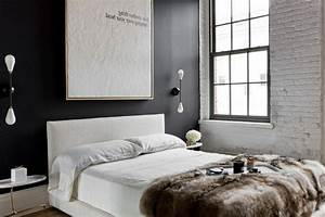 10 chambres au look noir Frenchy Fancy