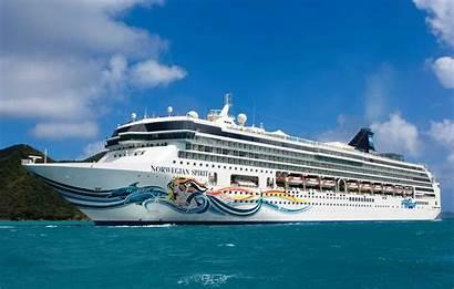 Norwegian Cruise Spirit Seatrade Asia Spirits