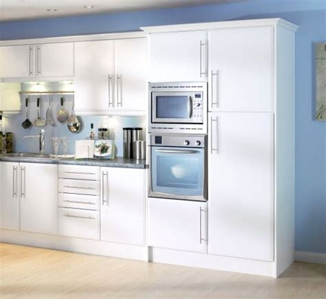 Magnet Kitchen Unit Measurements by Beveled Edge Matt White Kitchen Cupboard Doors Fit Howdens