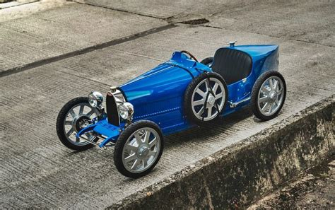 Of course it's a toy, but hey, adults can actually drive it. Bugatti Baby II soon to be delivered to customers - News and reviews on Malaysian cars ...