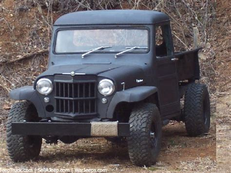 1962 willys jeep pickup large