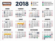 Calendario escolar 2018 vacaciones, días libres y feriados